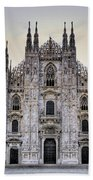 Early Morning On Il Duomo Beach Towel