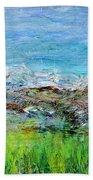 Early Spring Range Beach Towel