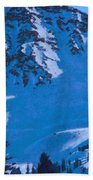 East Wall Beach Towel