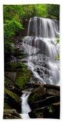 Eastatoe Falls II Beach Towel