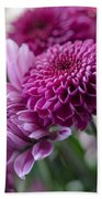 Easter Bouquet Flowers Mums And Dahlia Beach Towel