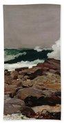 Eastern Point 1900 Beach Towel
