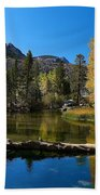 Eastern Sierras 13 Beach Towel