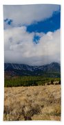 Eastern Sierras 24 Beach Towel