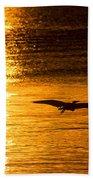 Easy Glider Beach Towel