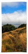 Ecola Trails Beach Towel