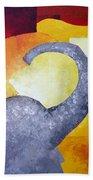 Ecstasy Beach Sheet by Draia Coralia