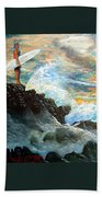 Eddie Aikau Beach Towel