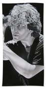Eddie Vedder  Beach Towel