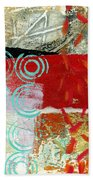 Edge 50 Beach Towel by Jane Davies
