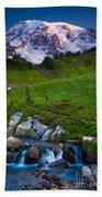 Edith Creek Beach Towel
