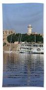Egypt - Nile Steamboat Beach Towel