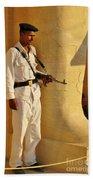 Egypt Tourist Security Beach Towel