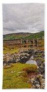 Eilean Donan Castle Dornie Beach Towel