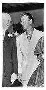 Eisenhowers At Easter Beach Towel