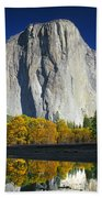 2m6516-el Capitan Reflect Beach Towel