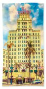 El Cortez Beach Towel