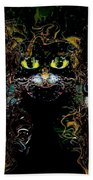 El Gato Beach Towel
