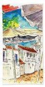 El Rocio 03 Beach Towel