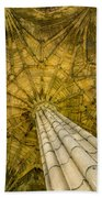 Elgin Cathedral Community - 21 Beach Towel by Paul Cannon