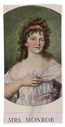 Elizabeth Monroe (1768-1830) Beach Towel