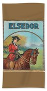Elsedor Beach Towel