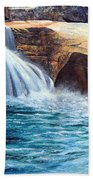 Emerald Pool Beach Towel