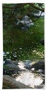 Emerald Waters Beach Towel