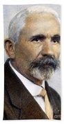 Emil Kraepelin (1856-1926) Beach Towel