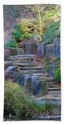 Enchanted Stairway Beach Towel
