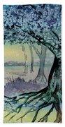 Enchanted Tree Beach Towel
