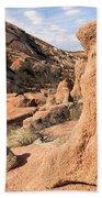Enchanting Rocks Beach Towel