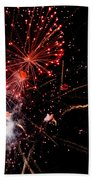 End With A Bang Beach Towel