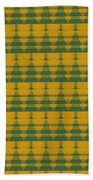 Endless Forest Beach Towel