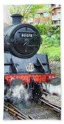 Engine 80078 Beach Towel