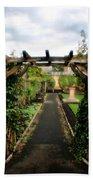English Country Gardens - Series IIi Beach Towel