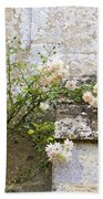 English Roses I Beach Towel