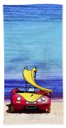 Three's Fun Beach Towel