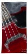 Epiphone Sg Bass-9241-fractal Beach Towel