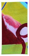 Escaping Tradition Beach Towel