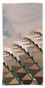 Esplanade Theatres Roof 01 Beach Towel