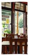 Espresso - Aloha Angel Cafe Beach Towel