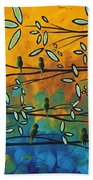 Essence Of Life By Madart Beach Towel