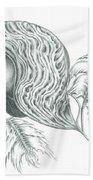 Eternal Blossom- Aiyana Beach Towel