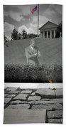 Eternal Remembrance Beach Towel