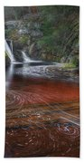 Ethereal Autumn Beach Towel by Bill Wakeley