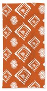 Ethnic Window Beach Towel by Susan Claire