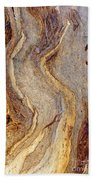 Eucalyptus Bark Beach Towel