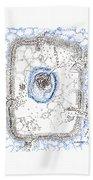 Eukaryotic Beach Towel