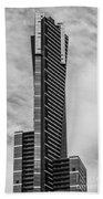 Eureka Tower 2 Beach Towel